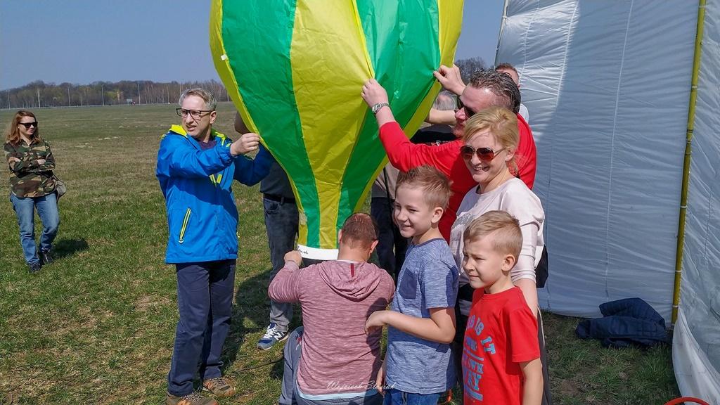 Płockie zawody modeli balonów 2019