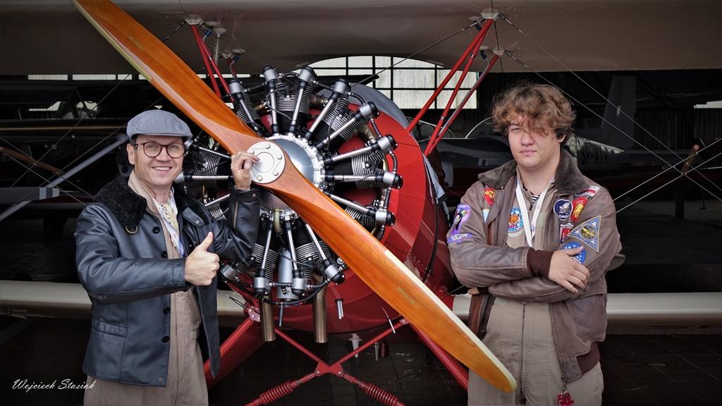 Dzień z Płockim Aeroklubem 2019