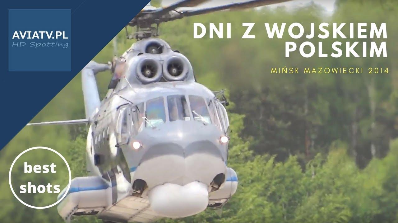 Dni Z Wojskiem Polskim Minsk Mazowiecki 2014